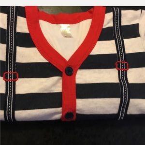 Toddler suspenders faux design / vtg. Cargo short
